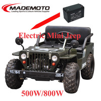 2015 Desigh 48V 20 AH Electric UTV 4x4
