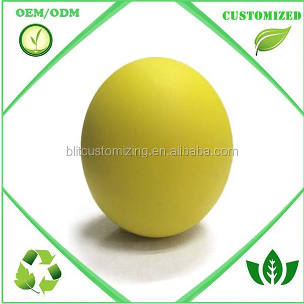 Customized NCAA approved Rubber Lacrosse Ball