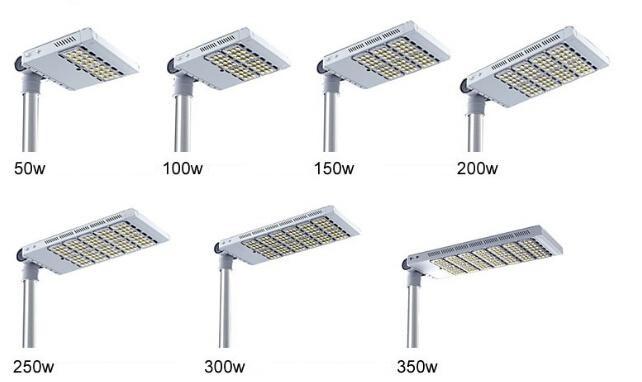 New Products CE IP67 50W 100W 150W LED street light price list, street led light