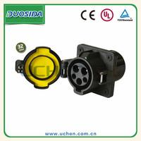 Dostar SAE j1772 standard Electric car power outlet for EV charging station