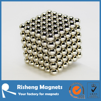 216 pcs 5mm neodymium magnets balls with NiCuNi coating for adult toys
