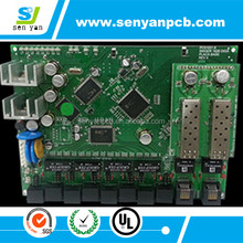 color tv circuit boards,pcb+components assembled one stop service