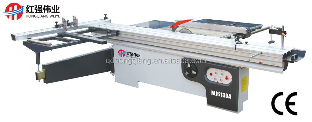 Mj6130a Precision Panel Saw Sliding Table Saw For Woodworking Wood Cutting Machine For Sale