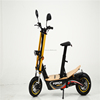 2016 popular fashion design 1500W two wheel electric scooter