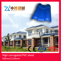 low cost Synthetic roofing sheet good instead of sandwich panel roofing tile