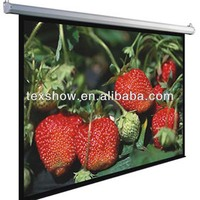 front projection screen fabric