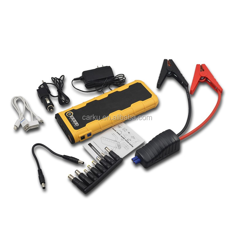 @Diesel... wow! Carku brand lithium jump starter Epower-82 18000mah jump starter power bank for both diesel and petrol car
