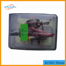 Hot sale motorcycle engine parts KOSO 30 MM motorcycle carburetor