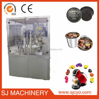 Dolce gusto Capsules coffee pod Coffee capsule making machine K cup coffee capsules making machine