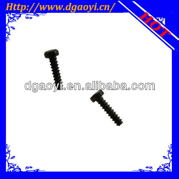 precision mobile phone screws top grade quality for blackberry 9700