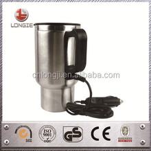 Stainless Steel Customizable Logo Electric Heating Cooling Cup,Car Electric Mug,Travel Mug