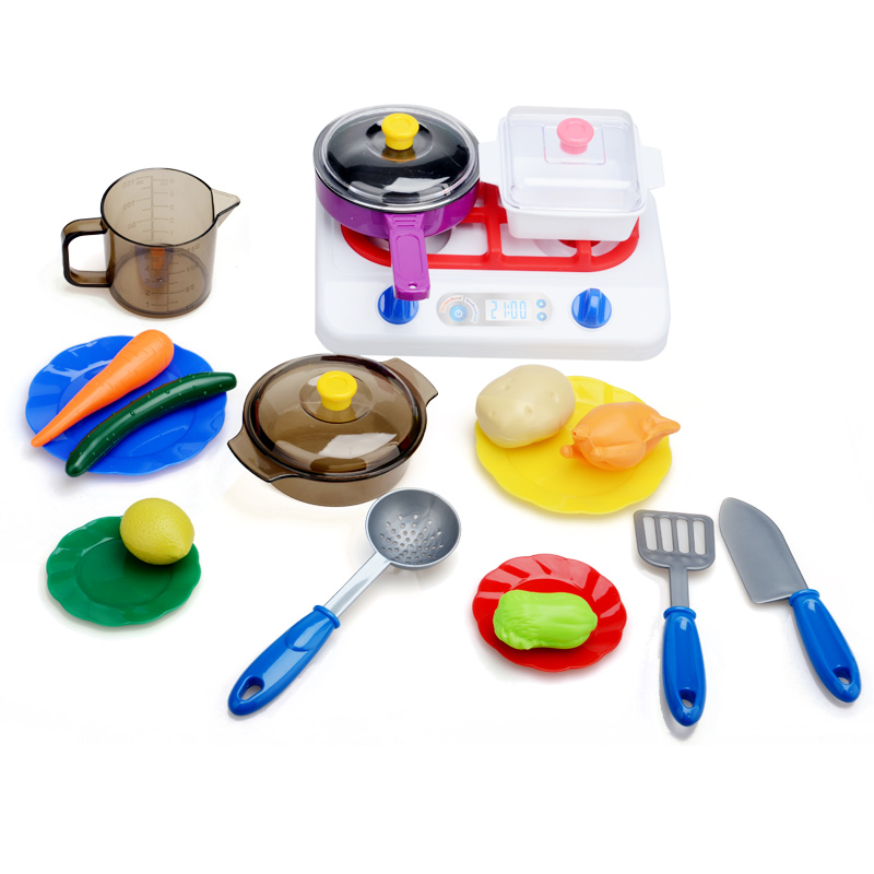 Kitchen set for children excellent beautiful wooden toy for Cheap full kitchen set