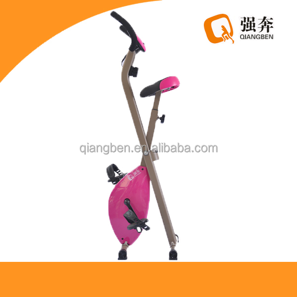 Magnetic Exercise Upright Bike High Quality X Bike Horse Riding Machine