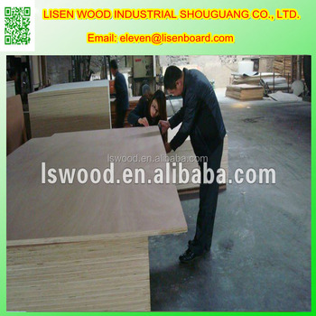 12mm 18mm Birch Plywood White/white laminated plywood