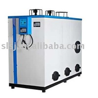 Small Coal Gasification Fired Hot Water Boiler