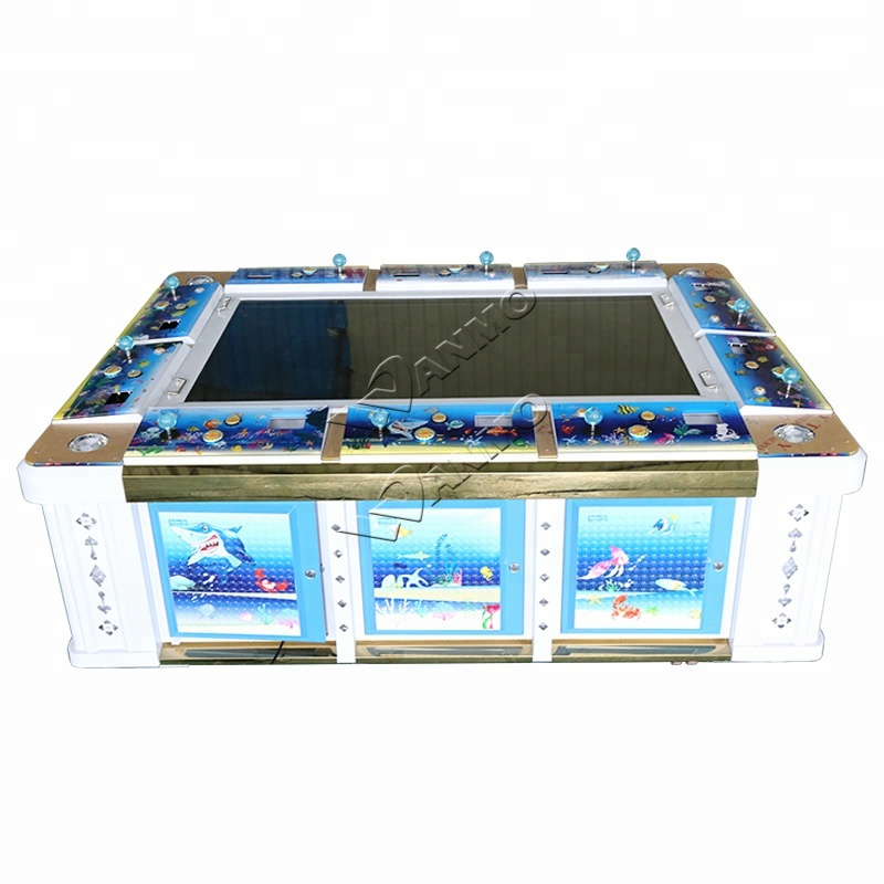 Fish shooting games Ocean king 2 thunder dragon for sale