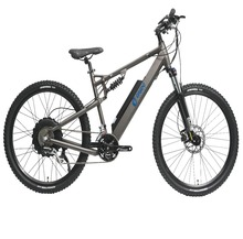 Enwe Hot Selling 27.5 Inch Full Suspension Electric Mountain Bike Electric Bike Mountain 500W