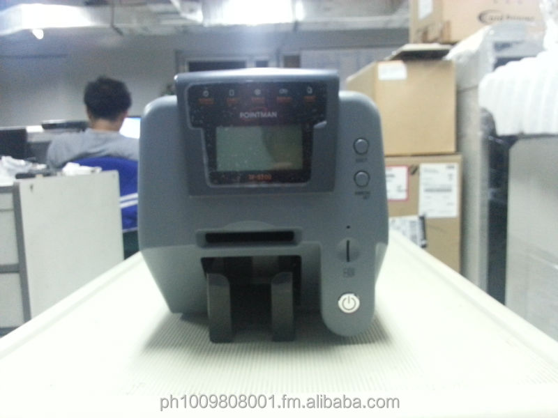 """TP9200"" Durable with lowest cost per card PVC ID printer- LBS CORP"