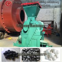 Hot selling coal slurry briquette making machine factory price