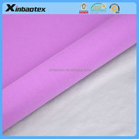 bright color coating waterproof fabric for skiing garments