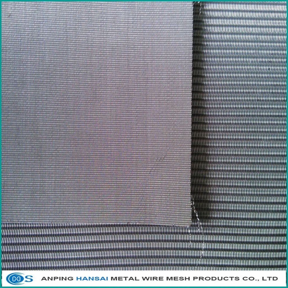 Dutch weave stainless steel filter wire mesh