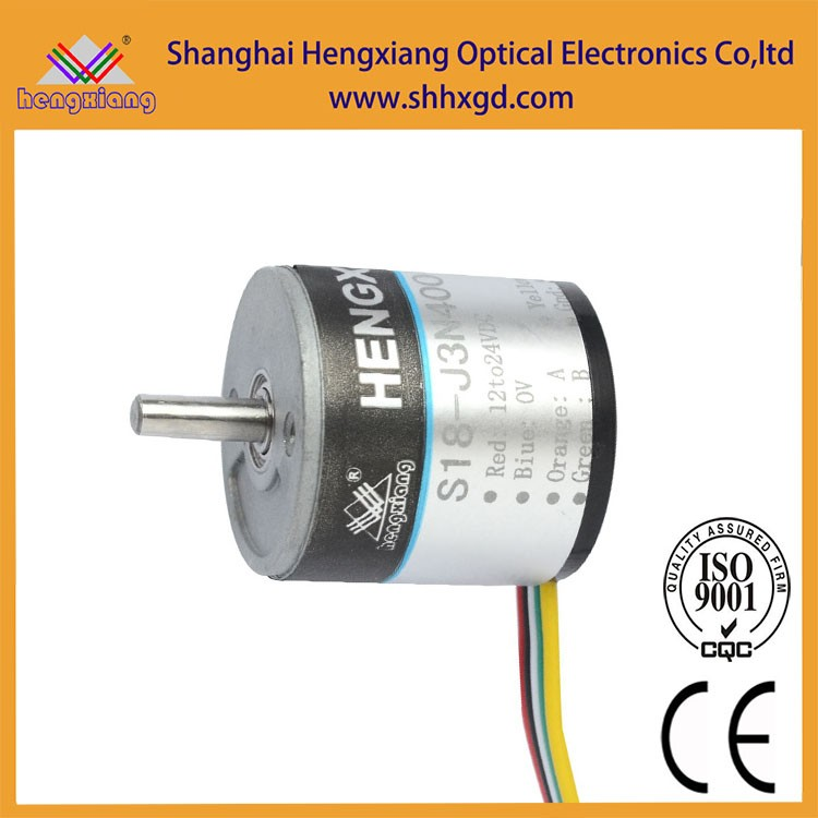 Miniature rotary encoder manufacturer optical encoder price 25mm 256ppr