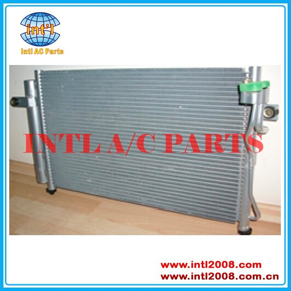 Auto air conditioning For Hyundai Accent III Era/1.5 CRDi/Saloon MC 2006- A/C Condenser 97606-1E300 8FC351303181 TSP0225652