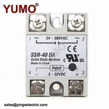 Solid State Relay SSR DC TO AC SSR-40DA