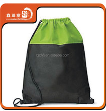 new top quality colorant match vinyl drawstring bags