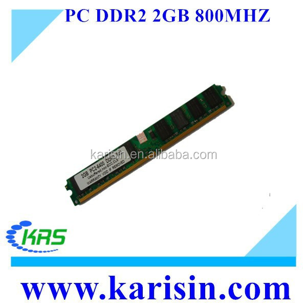 new brand 2gb ddr2 800 original ram