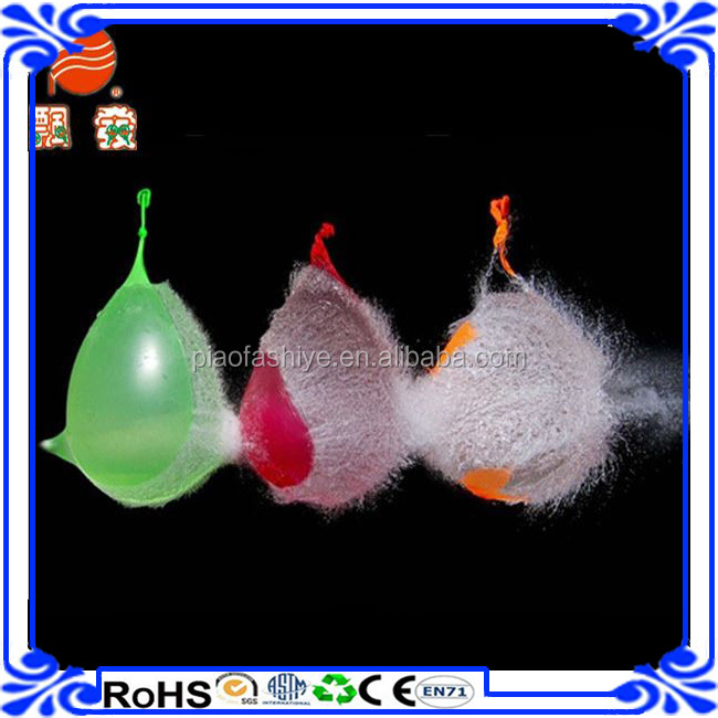 Water Balloons, Magic Water meet CE/EN71-1-2-3 certificate Made in china