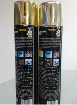 400ML Metal spray paint