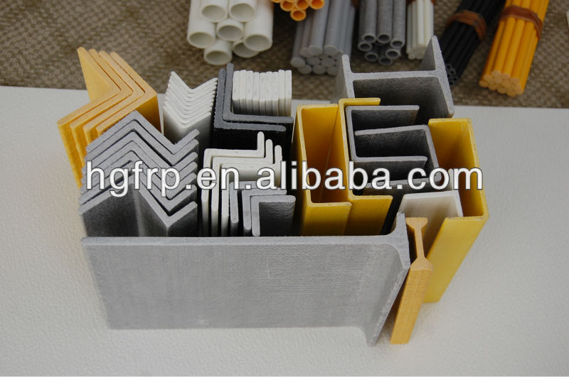 pultruded FRP fiberglass profile