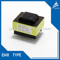 Low-frenquency EI48 Pin Type Iron Power Transformers