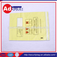 Customized Blood Bag/Medical Biohazard Specimen Bag/ Ziplock Bags Specimen Biohazard Bag