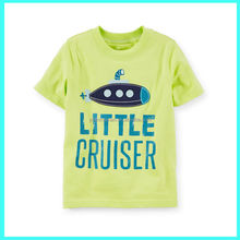 Little cruiser fancy boys garment , fashion clothes 2017 summer