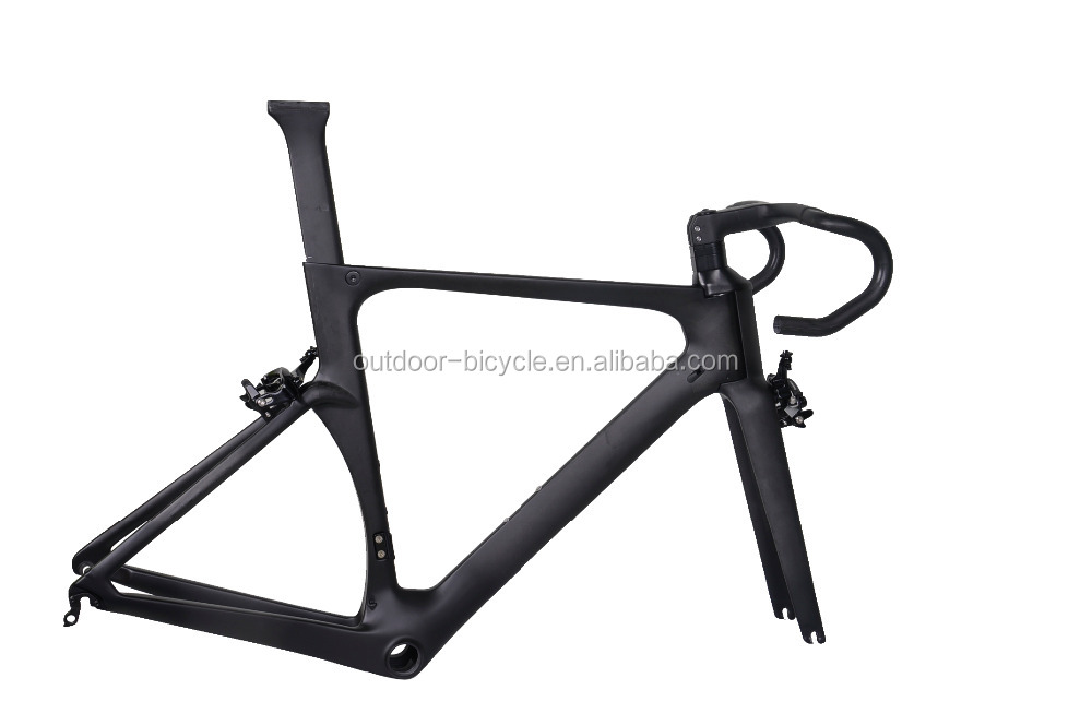 New Products 2017 Chinese Road Bike Carbon Frame