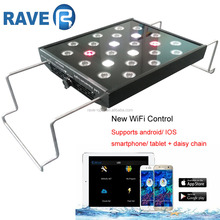Sunrise and Flash WiFi Control Home Use Small LED Aquarium Beleuchtung