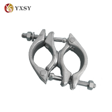 Forged scaffolding couplers/scaffold beam clamps