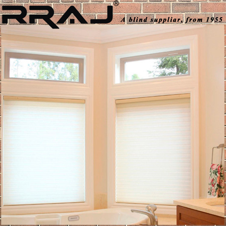 RRAJ One Way Window Curtains and Blinds Shade