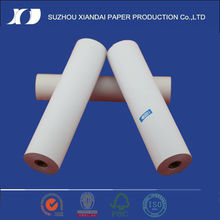 2015 most popular and best sale 210mm paper roll for fax machine