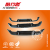 R Style Body Kit Rear Bumper Lip For Golf VII 7