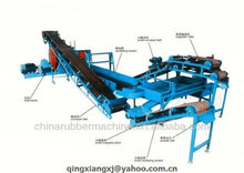 Waste Tyre Recycle Plant / Rubber Powder Making Machinery