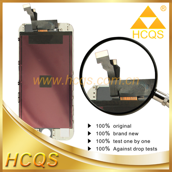 HCQS New Arrival for iphone 6 unlocked lcd screen Made in China for US market