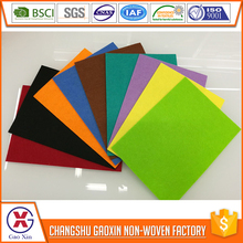 Customize Make to Order polyester felt fabric rolls