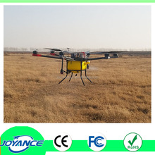 15 litre crop dusting uav agricultural power sprayer pesticide spraying machinery drone professional