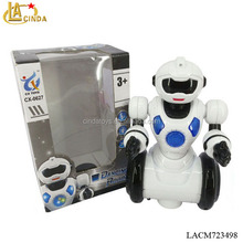 2017 new toys Intelligent dancing robot toy,early education electric balance robot for kids