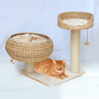 China products prices Activity Centre Bed Toys Kitten fashion design cat trees for large cats