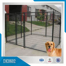 2016 ISO Approved 3m*3m*1.8m Heady Duty Anti-Rust Powder Coated and Hot Dipped Galvanized Large Dog Cage/Dog Kennel