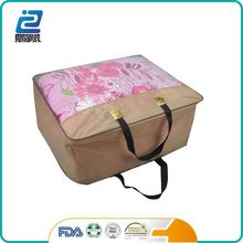 Best seller suppliers new style pvc plastic quilt cover bag packaging bag